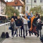 Gostovanje tujih dijakov in mentorjev na naši šoli – Projekt YES Europe